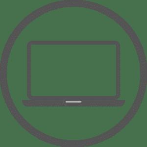 utilisation ordinateur pour la creation site web Nantes