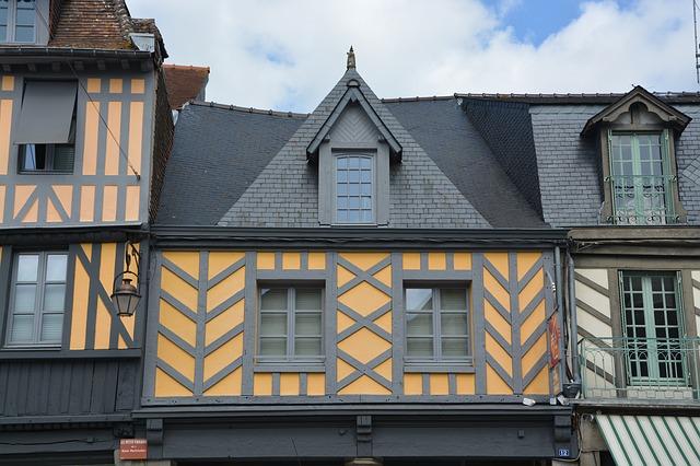 Ville de Rennes en Bretagne